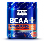 BCAA 2:1:1 USN BCAA + Power Punch  (400g.)