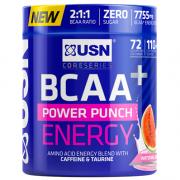 BCAA 2:1:1 USN BCAA+ Power Punch Energy   (400g.)