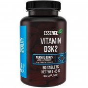 Витамин Д3 Sport Definition Essence Essence Vitamin D3K2  (90 таб)