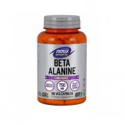 Бета-аланин NOW Beta-Alanine   (120c.)