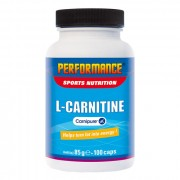Л-карнитин в таблетках и капсулах Performance L-Carnitine  (100 капс)