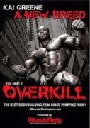 Символика Muscle Meds Диск DVD Overkill