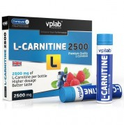 Л-карнитин в ампулах VP Laboratory L-Carnitine 2500  (25 мл)