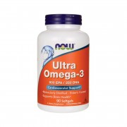 Омега-3 NOW Ultra Omega-3  (90 капс)