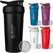 Шейкер 700 мл Blender Bottle Strada Stainless  (709ml.)