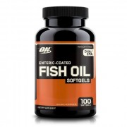Омега-3 Optimum Nutrition Fish Oil  (100 капс)