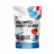 Гейнер со сложными углеводами Fitness Formula Multimass Weight Gainer  (1000 г)