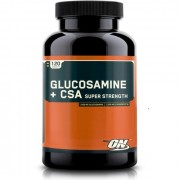 Глюкозамин Хондроитин МСМ (MSM) Optimum Nutrition Glucosamine + CSA super strength  (120 таб)