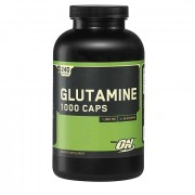 Глютамин Optimum Nutrition Glutamine  (240 капс)